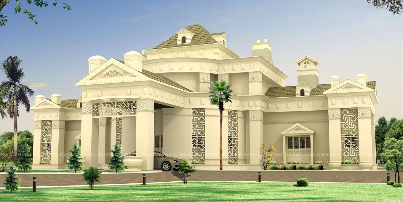 Architectural Interior & Exterior Design