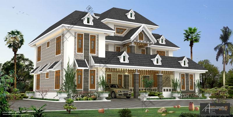 Contemporary modern style.Beautiful Home, kerala home design, kerala home plan, Kozhikode home design,kerala villa design,Victorian style homes, Colonial style homes, Classic style homes, Contemporary style homes,luxury style homes,modern style home,Arkitecture studio