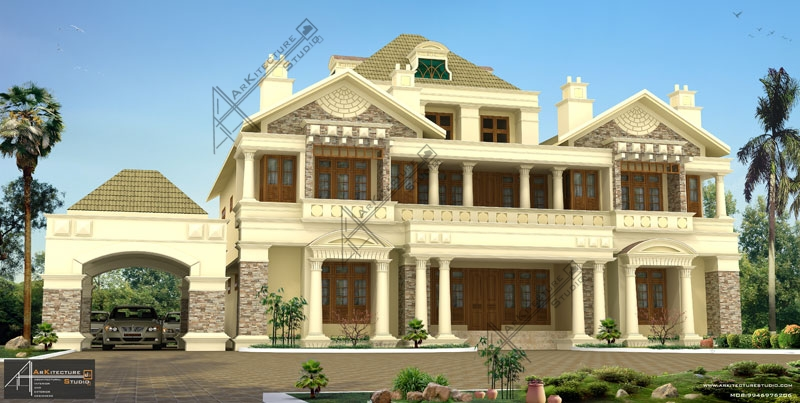colonial house plans,homes design in india,luxury homes,colonial style homes,architecture design in india,luxury homes in kerala,luxury house in kerala,luxury house in india_luxury villas in kerala