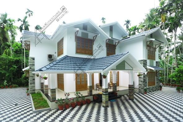 olonial house plans,british colonial house plans,luxury homes,luxury homes in india,indian homes exterior designs