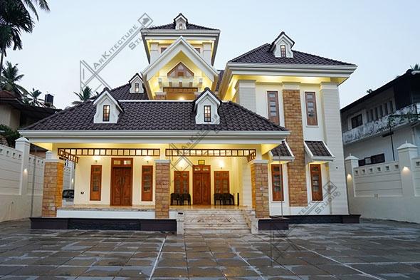 biggest house in kerala