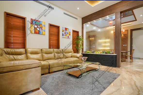 modern interior design, best interior designers in Kerala, top kerala architects, jabir bin ahmed, nazeer khan, indian villa design, kerala architecture
